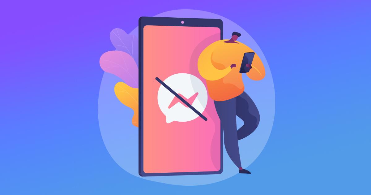 Comment envoyer un message à une personne qui vous a bloqué sur Facebook